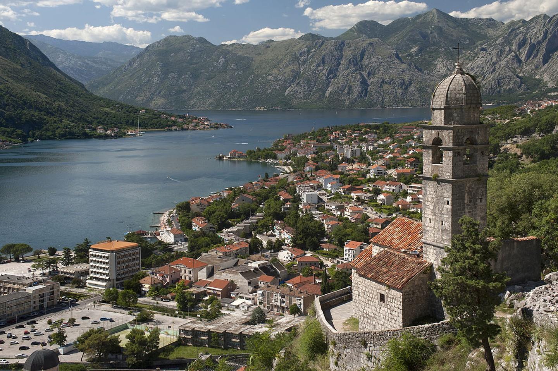 10 лучших направлений в Черногории